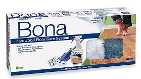 Bona Hardwood Floor Cleaning Supplies